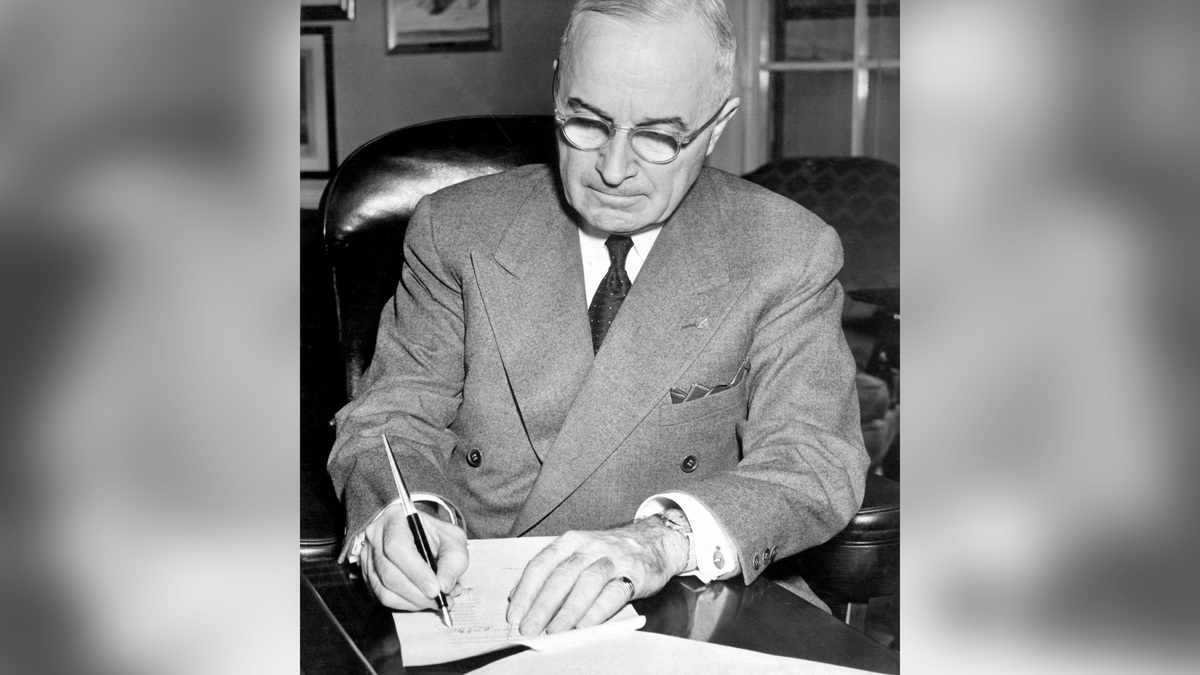 The Pitfalls of Meritocracy and the Presidency of Harry S. Truman